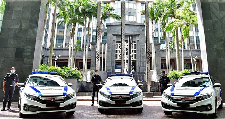 Honda Malaysia Presents Segment-Leading Civic To Ministry Of Domestic Trade And Consumer Affairs